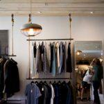 stojaki stendery sklepowe odzieżowe